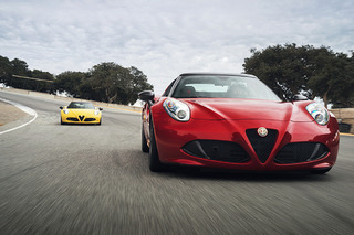 2015 Alfa Romeo 4C Spider is an Awesome Ragtop: First Drive