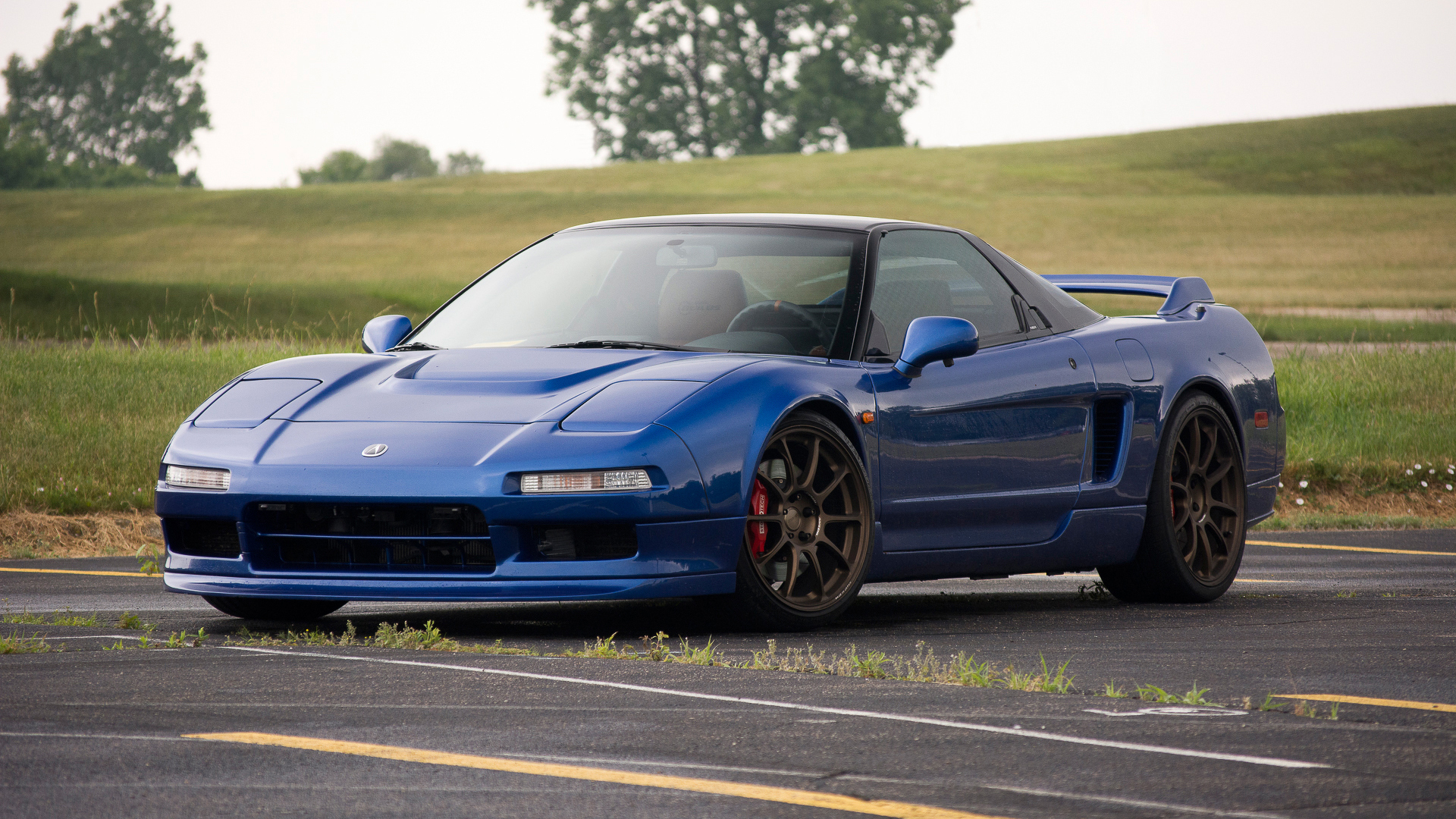 review clarion builds 1991 acura nsx. Black Bedroom Furniture Sets. Home Design Ideas