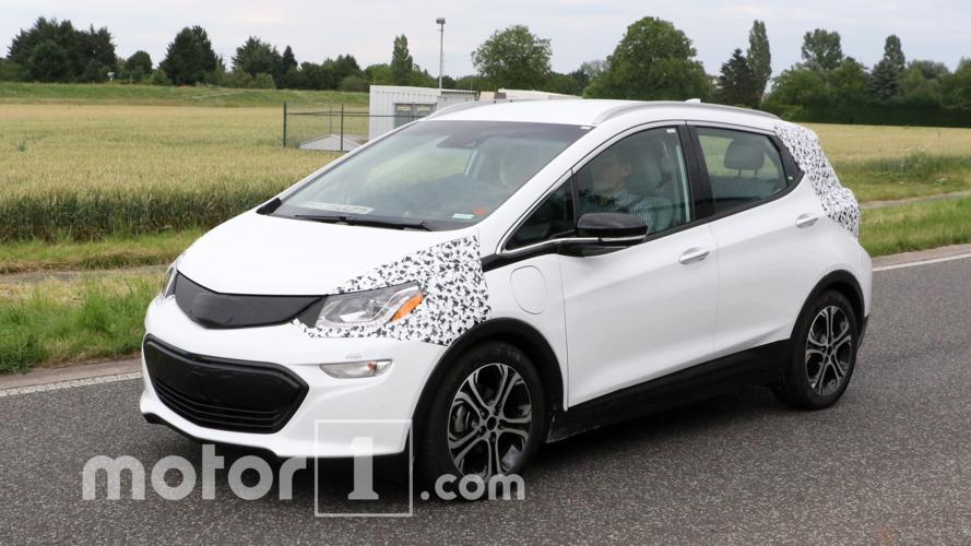 L'Opel Ampera-e électrise les routes européennes