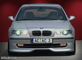 AC Schnitzer ACS3 BMW 3-Series Compact