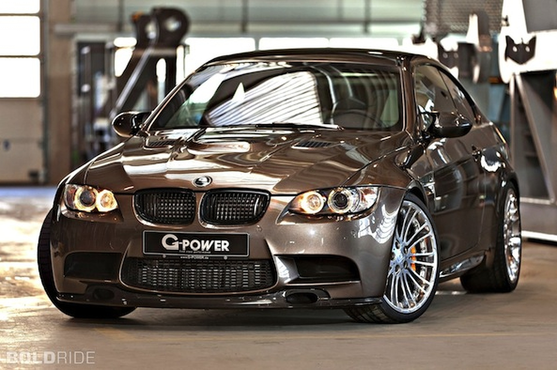 G-Power BMW M3 Hurricane RS: The Coupe's Final Sendoff