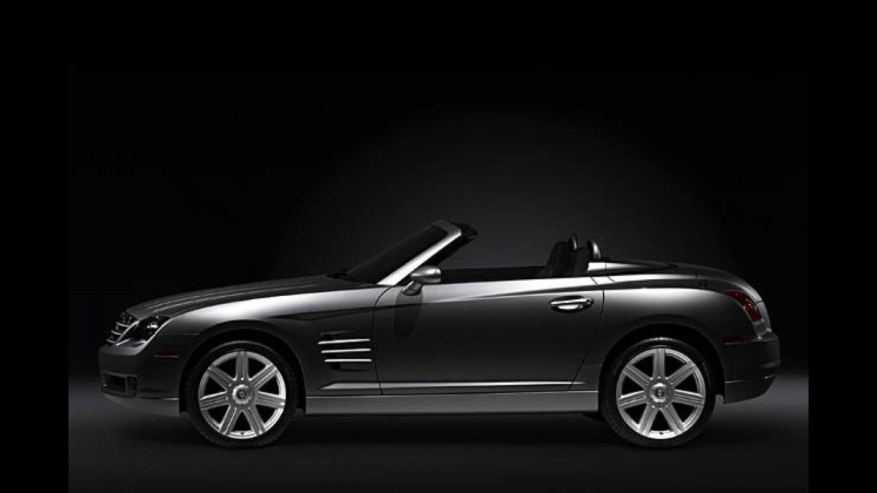 Chrysler Crossfire Roadster 3.2 V6 Black Line