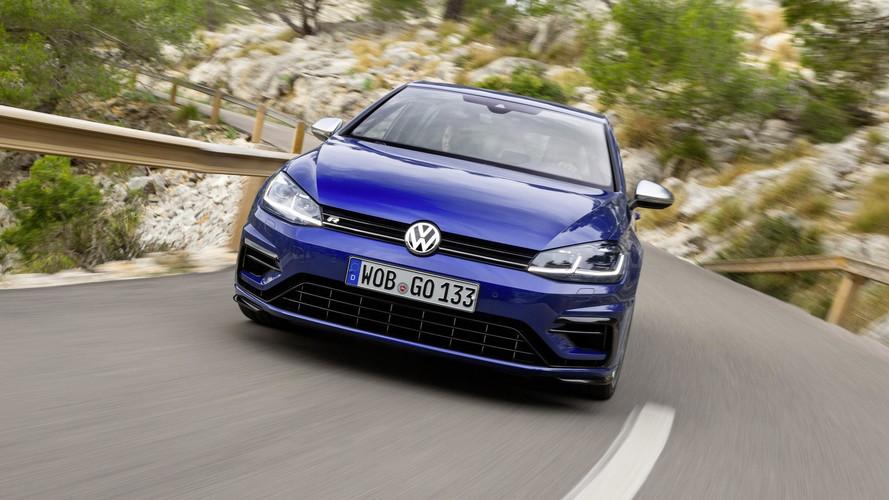 """Volkswagen, """"R"""" modellerinin mantık dışı olmasını istiyor"""