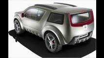 Geflügelter SUV