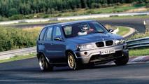 2000 BMW X5 Le Mans konsepti