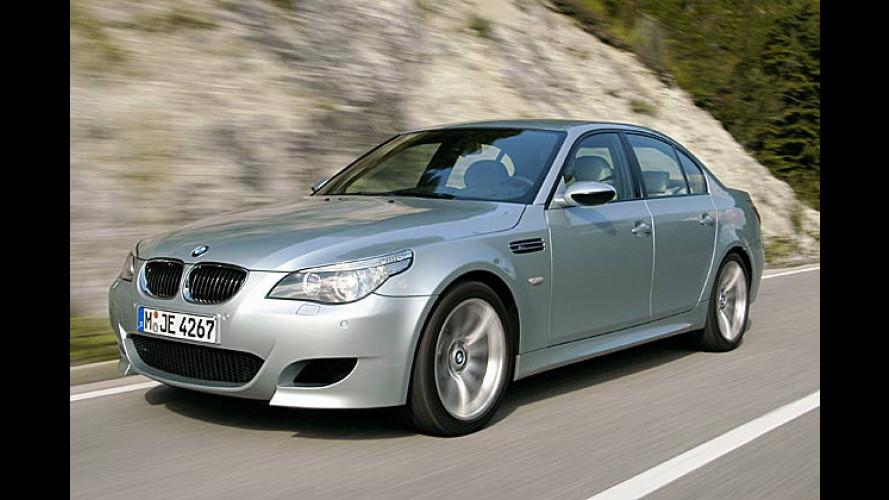 Macht-Mobil: BMW M5 im Test