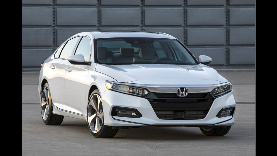 Honda Accord: Zehn für Zehn