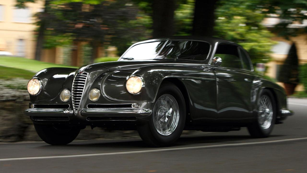 Alfa Romeo au Chantilly Art et Élégance