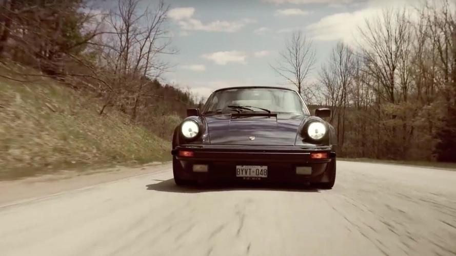 Un million de kilomètres à bord de sa Porsche 911 Turbo