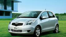 New Toyota Vitz (Toyota Yaris)