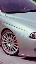 Alfa Romeo 156 Granturismo Kit by Autodelta