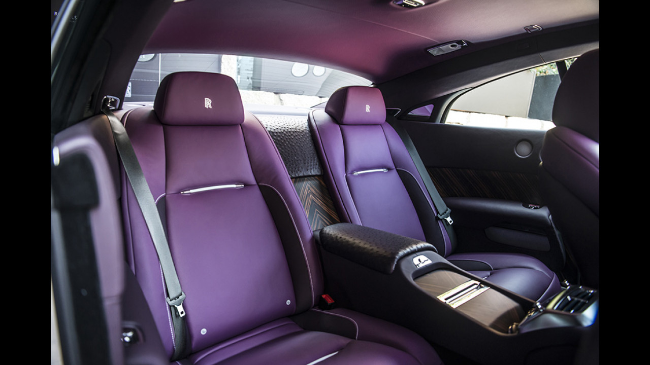 Rolls-Royce Wraith inspired by Porto Cervo