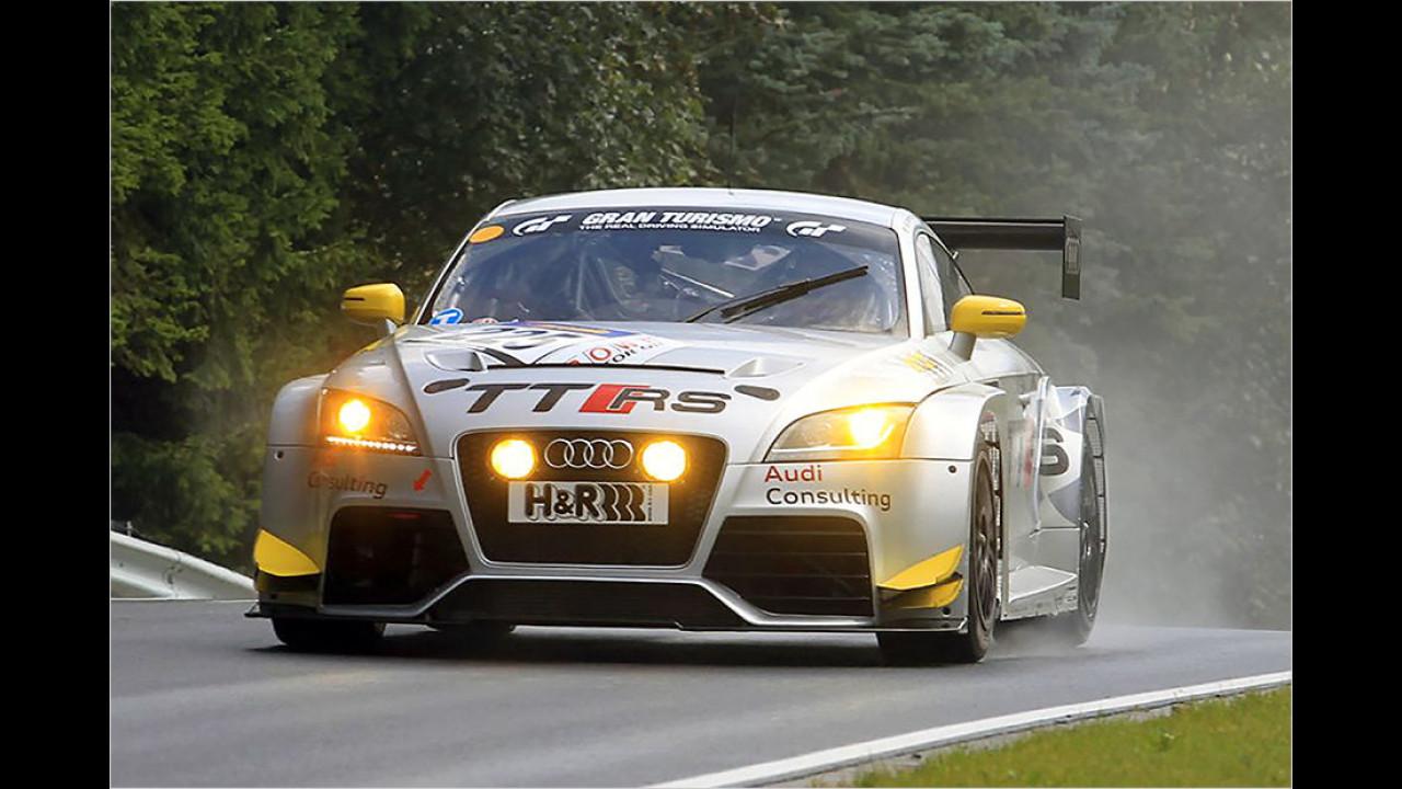 2011: Audi TT RS Rennwagen