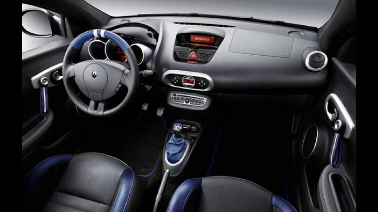 Mais uma versão Gordini da Renault: agora é o Twingo Wind