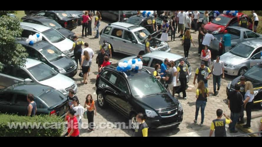 Brasil, junho: Vendas crescem quase 16%