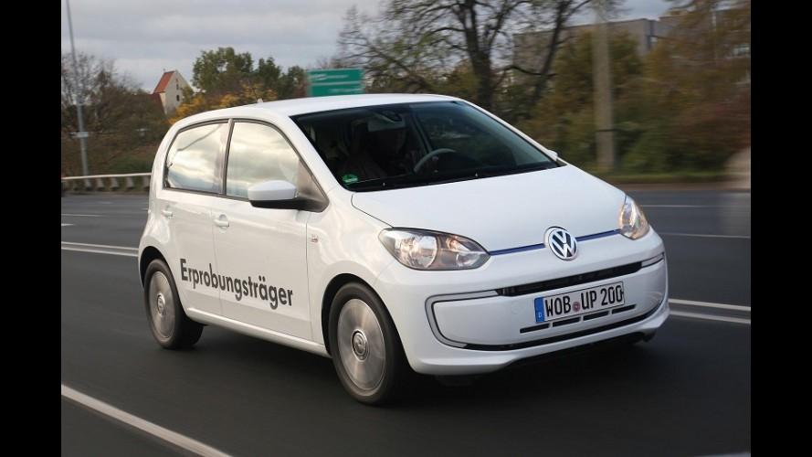 Volkwagen mostra híbrido diesel Twin-Up! e promete consumo de até 90,9 km/l
