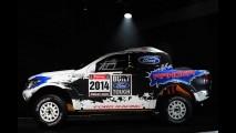 Ford vai competir no Rally Dakar 2014 com duas picapes Ranger