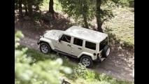 Jeep Wrangler 2011 estreia novo visual e acabamento