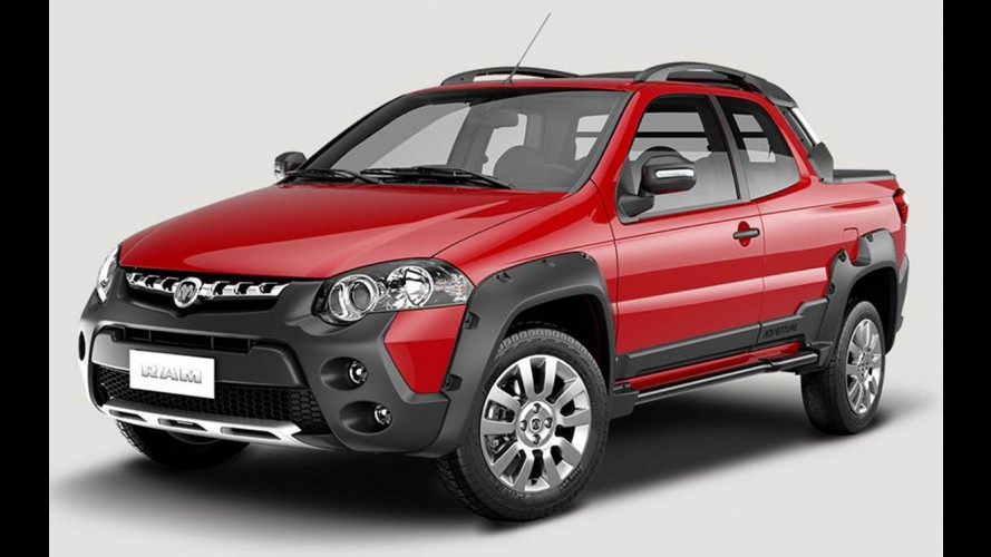 Fiat Strada chega ao México como RAM 750 pelo equivalente a R$ 32,7 mil