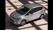 Exemplos de tecnologia: Ford C-Max Energi e Hybrid são veículos oficiais da CES 2013
