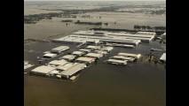 Inundações na Tailândia: Honda desacelera produção no Brasil por falta de peças