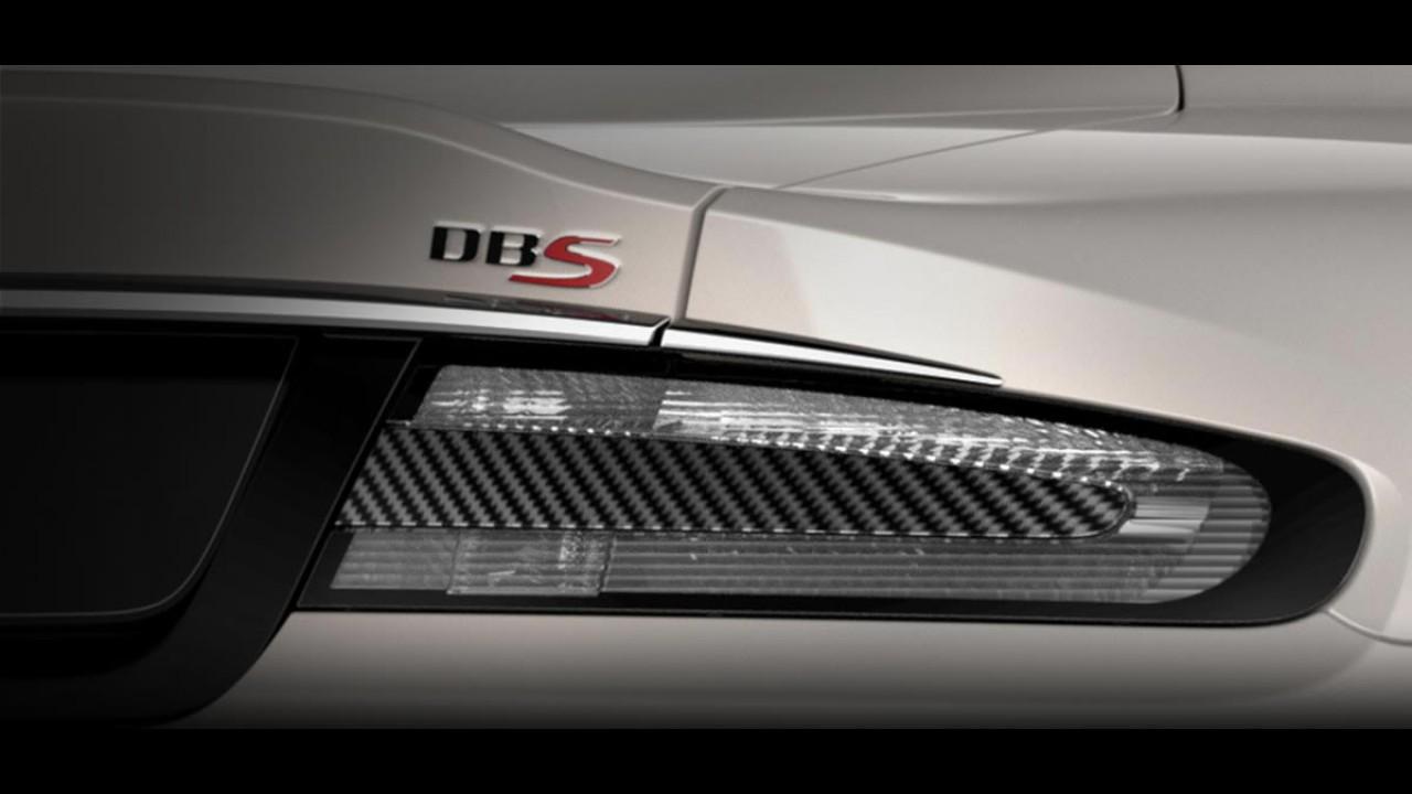 Aston Martin inicia despedida do DBS com edição limitada Ultimate