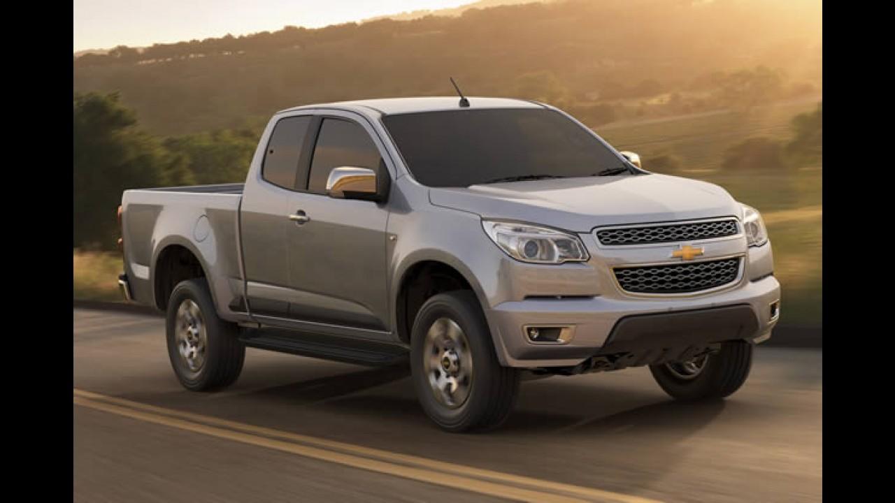 GM investirá 380 milhões de dólares para produzir nova Colorado nos EUA