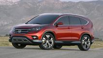 2012 Honda CR-V Concept 25.07.2011