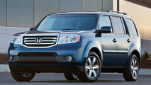 Honda releases photos of the 2012 Pilot and the 2012 CR-V Concept