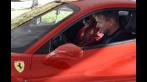 Ferrari 488 GTB, in pista con Gordon Ramsay