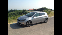 Peugeot 308 BlueHDi, test di consumo reale Roma-Forlì