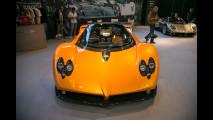 Pagani ad Auto e Moto d'Epoca 2015