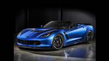 3. Chevrolet Corvette Z06 Convertible