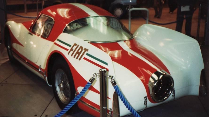1954 Fiat Turbina koncepció