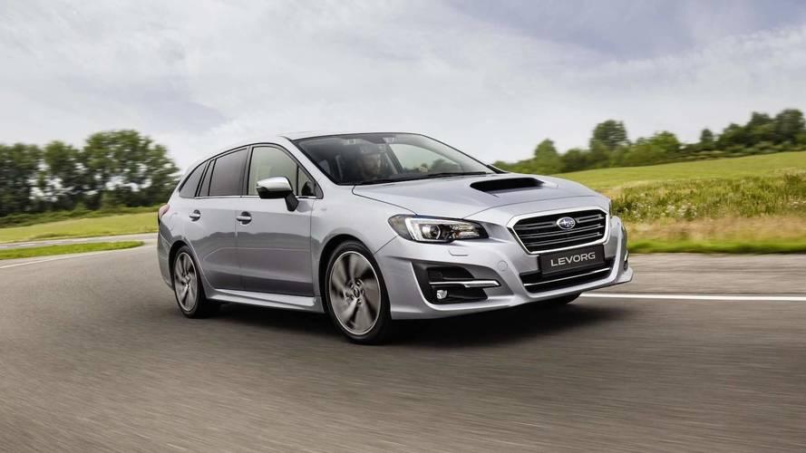 Subaru Levorg 2018, el restyling de un familiar diferente