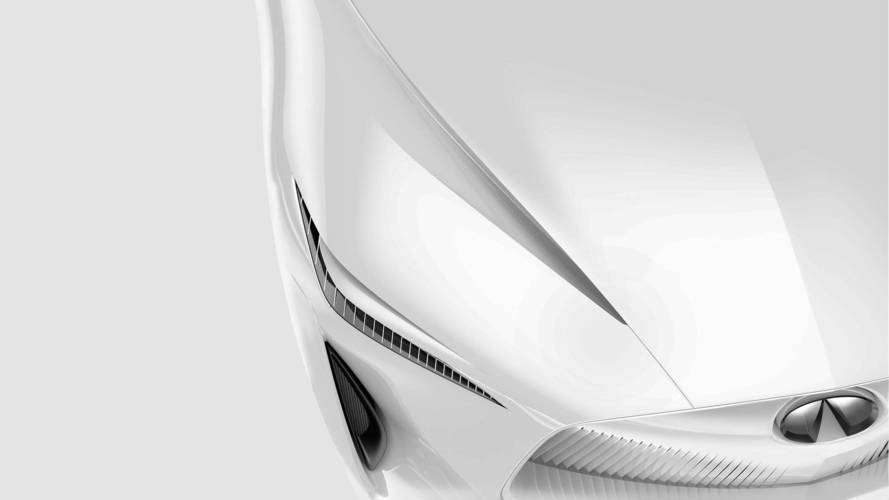 NAIAS: Infiniti Drops A Bomb With New Sedan Concept Teaser