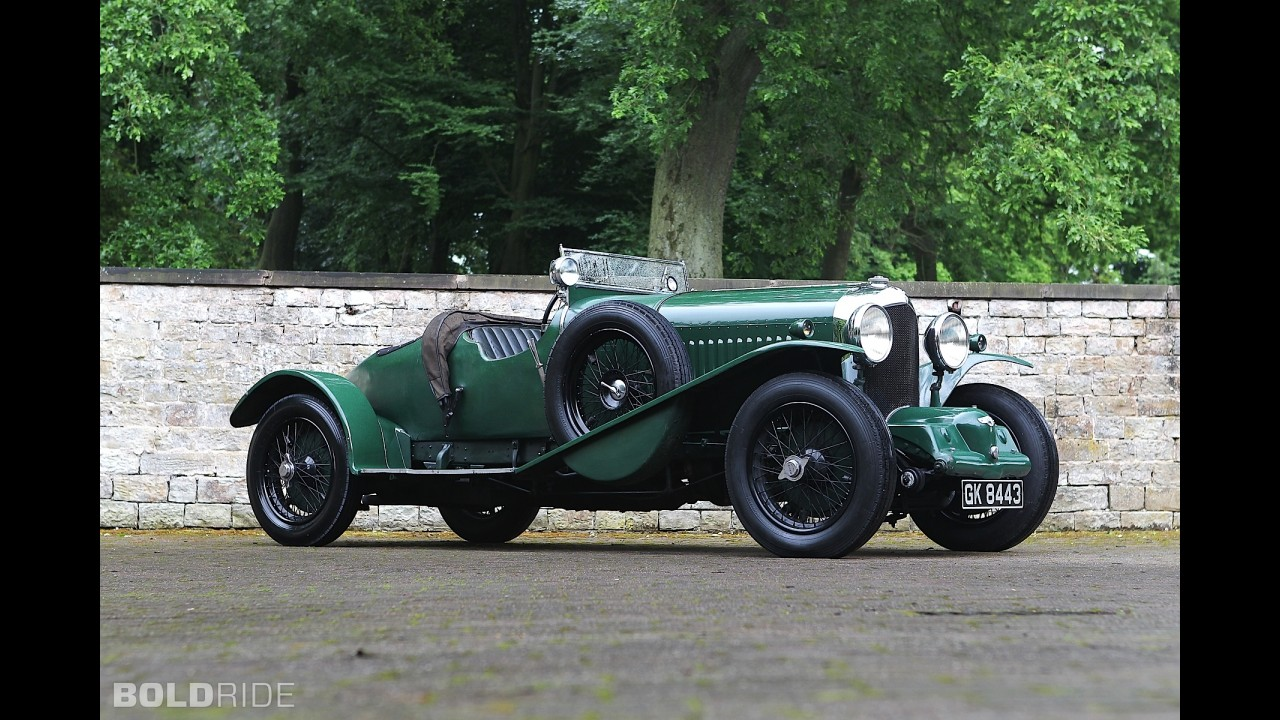Bentley 4.5 Liter SC Blower