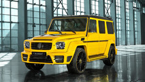 Mansory Gronos based on Mercedes-Benz G63/G65 AMG