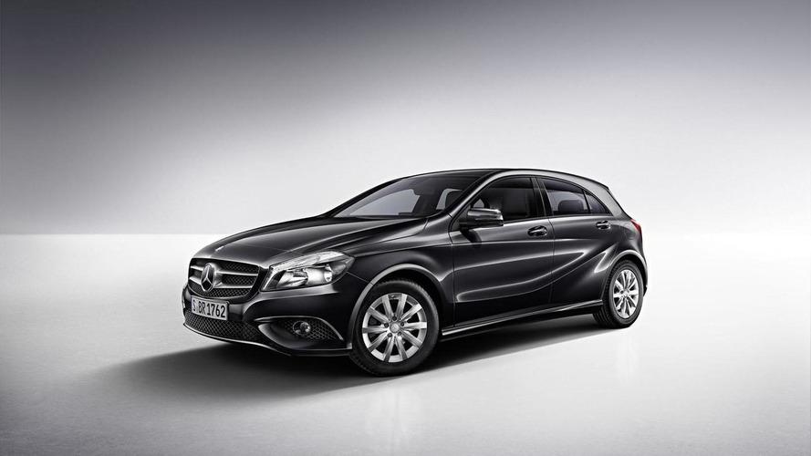 Mercedes A-Class BlueEFFICIENCY Edition 10.1.2013