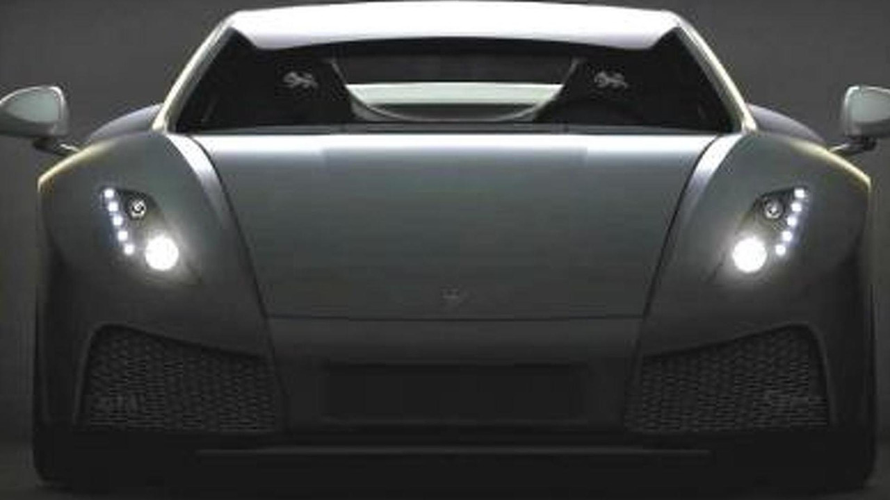 2013 GTA Spano teaser image digitally enhanced 20.2.2013