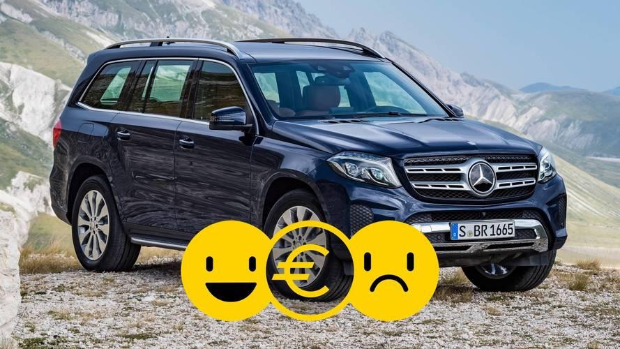 Promozione Mercedes GLS, perché conviene e perché no
