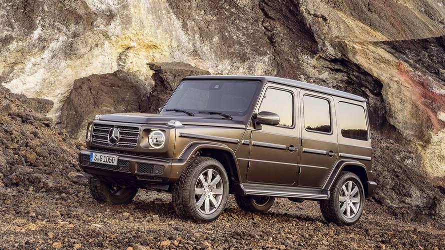Yeni Mercedes G Serisi eskisinin izinden gidiyor