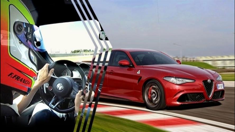 Alfa Romeo Giulia Quadrifoglio, nuovo