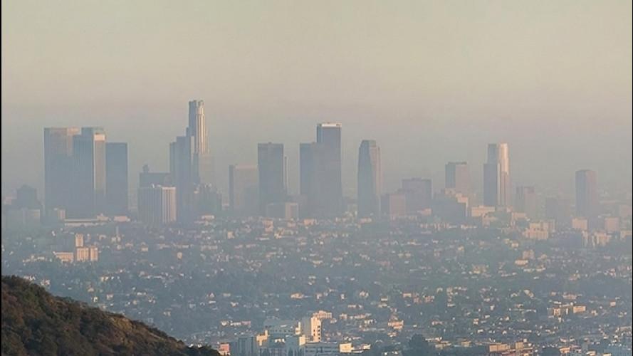 Smog, inquinamento e blocchi del traffico, imparare dalla California si può