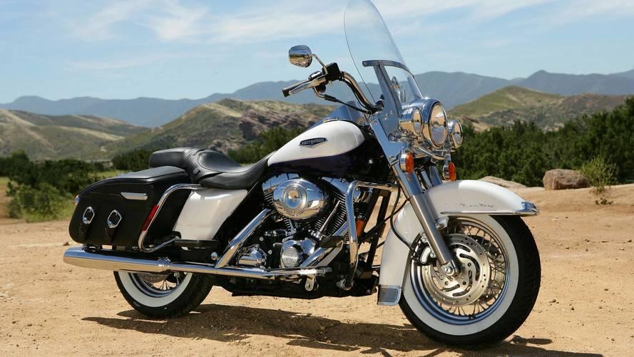 Recall - Harley-Davidson convoca 2.629 motos por problema no freio
