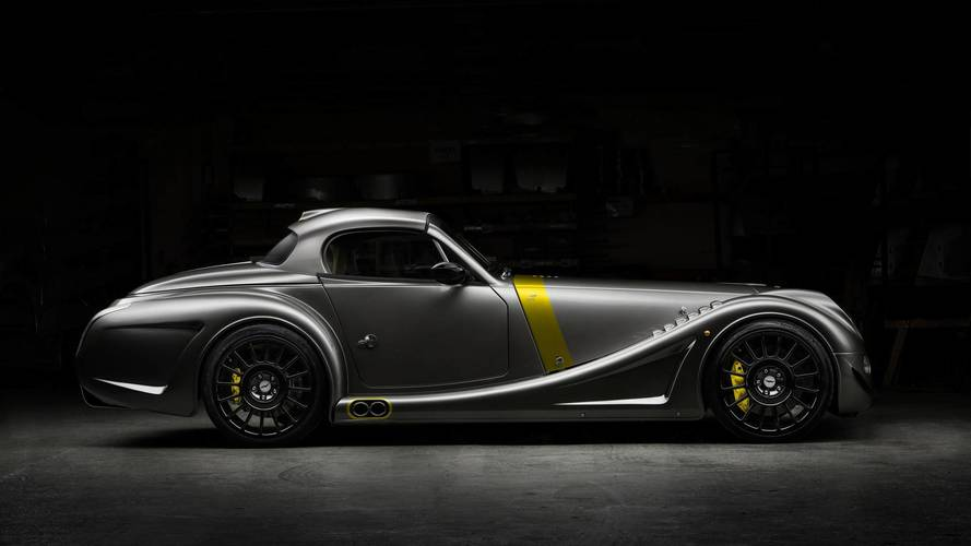 The gloves are off at Morgan with new Aero GT