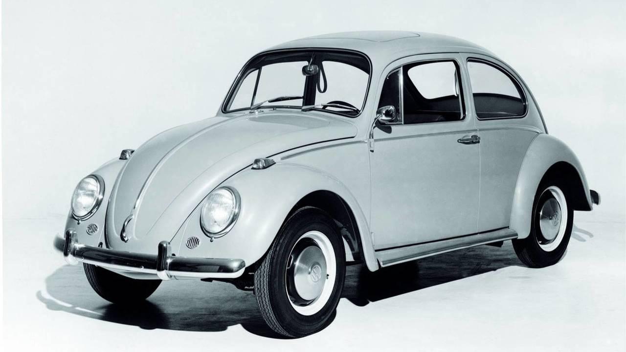 Volkswagen Type 1: Beetle / Bug