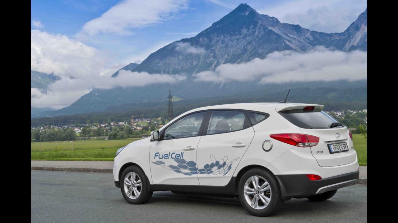 Hyundai, prima stazione di rifornimento di idrogeno 002