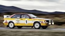Audi Quattro A1-A2 y Sport Quattro (1983 y 1984)