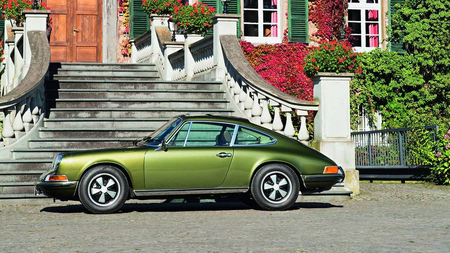 Voici la Porsche dans laquelle roulait... Ferry Porsche !